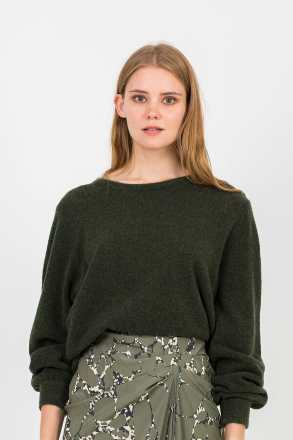 raz-green-dark-sweater-wool-american-vintage-matchboxathens