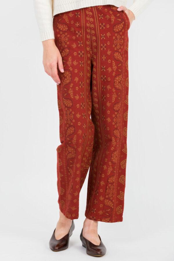 iasap-red-bandana-pants-cotton-mesdemoiselles-matchboxathens