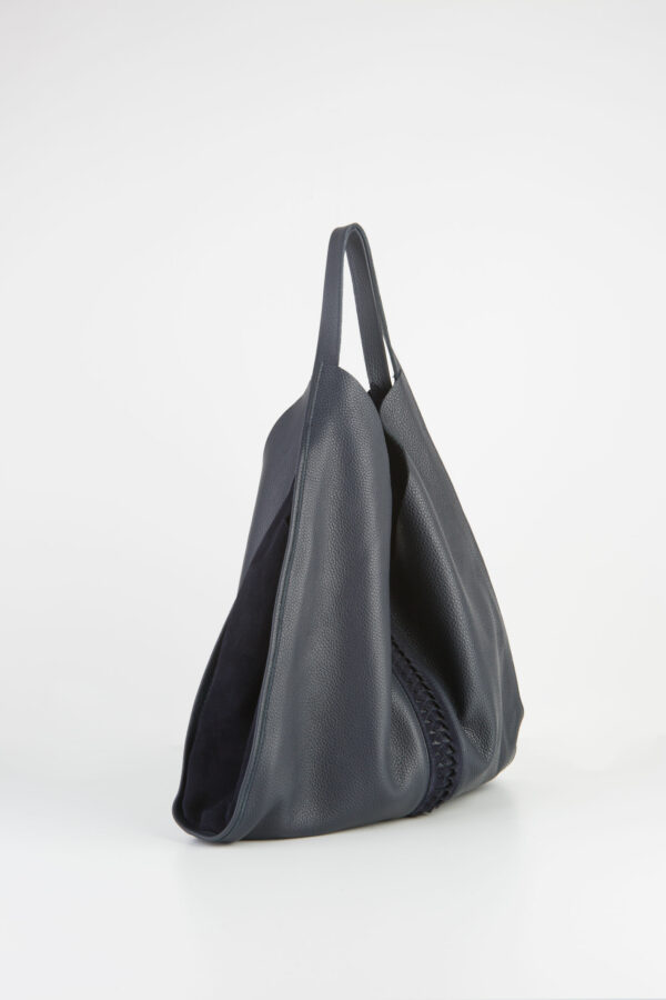 italian-job-blue-black-leather-shoulder-bag-park-house-matchboxathens