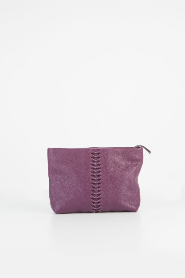 pochette-purple-fishbone-park-house-leather-matchboxathens