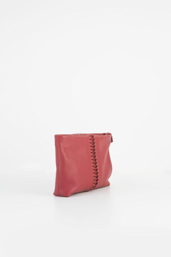 pochette-RED-CHERRY-fishbone-park-house-leather-matchboxathens