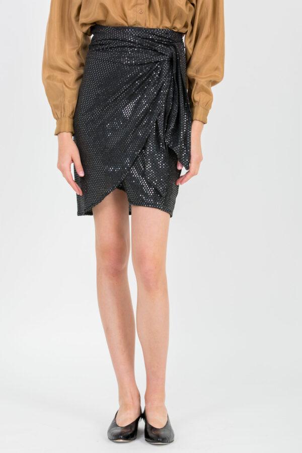 linda-wrap-mettallic-skirt-uniforme-matchboxathens