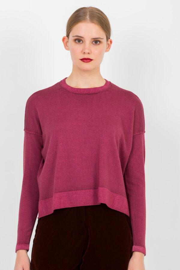 corm-bordeaux-sweater-wool-crop-crossley-matchboxathens