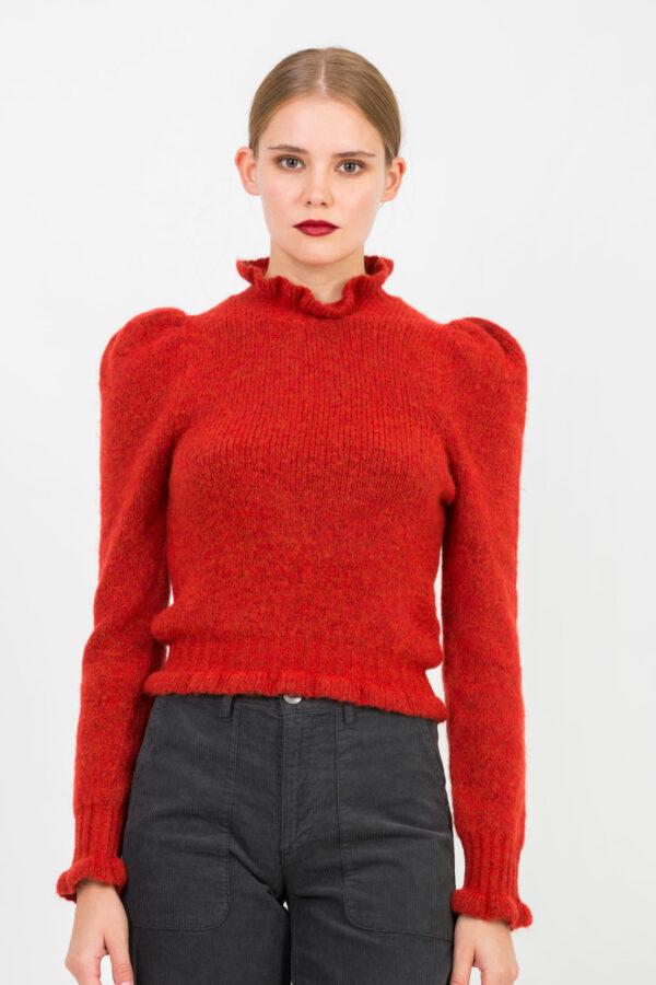 pair-red-sweater-lapettite-francaise-frills-matchboxathens