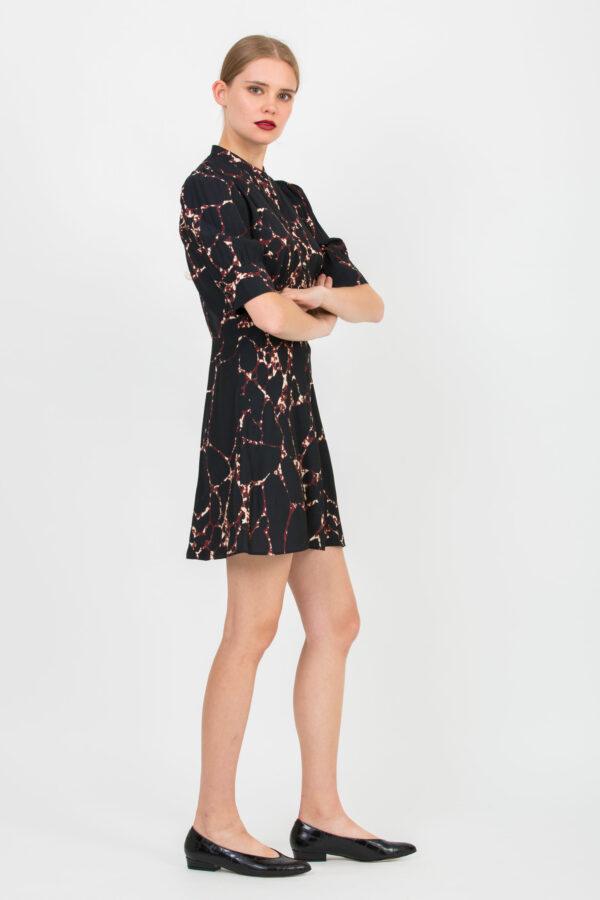 megan-marble-black-short-dress-bash-matchboxathens